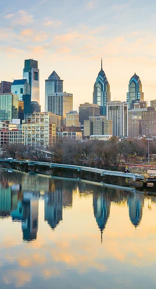 Philadelphia + Northern Delaware