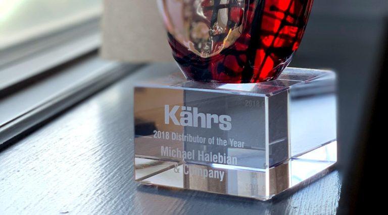 Kahrs Award